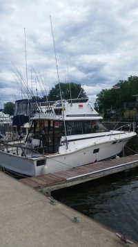 32 Foot Charter boat