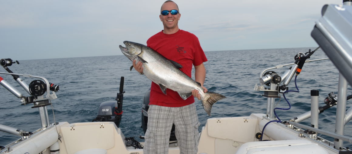 Latest news fishing trip package chicago chicago for Lake michigan fishing charters chicago