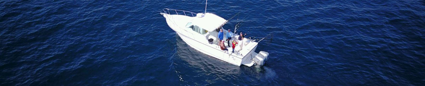 Lake Michigan Offshore fishing