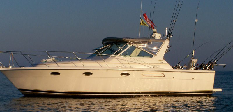 Waukegan Fishing Charter Boat
